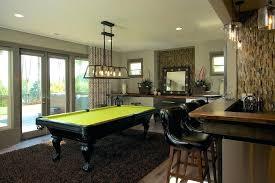 pool table rug rug under
