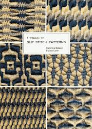 Slip Stitch Knitting Patterns