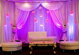 Indian Wedding Sweetheart Stages love the floating flower balls