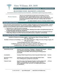 New Grad Rn Resume Examples Yuriewalter Me