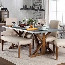 Industrial Dining Tables  EmmorworksIndustrial Look Dining Table