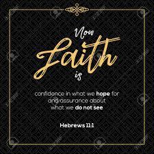 Maintenant La Foi Est La Confiance Dans Ce Que Nous Espérons Les Citations Bibliques Dhébreux