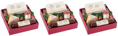 summer sausage gift baskets inspirational amazon hickory farms original hickory selection with hardwood