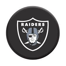 NFL - Oakland Raiders Logo PopSockets Grip