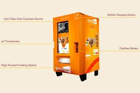Vending Machine Service Technicians Magnificent Fast Food Vending Machines The End Of Restaurants Or A 48 Tech