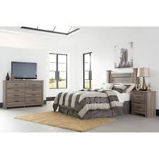 Signature Design by Ashley Waldrew Queen Bedroom Group - Item Number: B415 Q  Bedroom Group