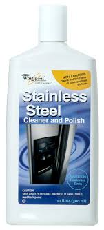 Non Stainless Steel Appliances Amazoncom Whirlpool Stainless Steel Appliance Cleaner And Polish