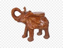 elephant chair wood elephant chair