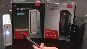 Motorola Sb6141 Lights Motorola Sb6121 And Sb6141 Review