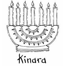Small Picture Kinara Coloring Page