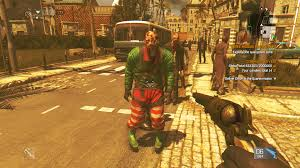 Dying Light Zombies Christmas Zombies With Candy In Dying Light Horrorfuel Com