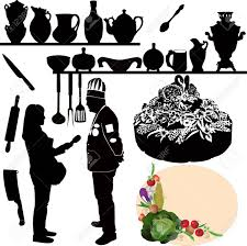 kitchen utensils silhouette vector free. Kitchen Utensils Silhouette Vector Free Kitchengorgeous Isolated White Utensil Collection 31777629