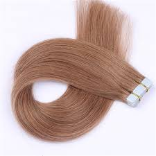 diy tape hair extensions factory whole xs102
