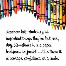 Quotes For Teachers From Students Enchanting 48 Teacher Quotes 48 QuotePrism