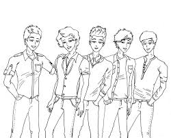 Small Picture One Direction Printable PagesDirectionPrintable Coloring Pages
