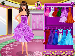 barbie make up and dress games princess
