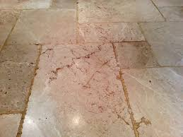 cleaning and maintenance of limestone tiles