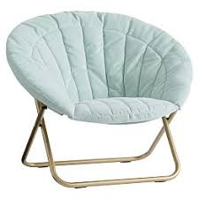 lounge furniture for teens. Light Pool Velvet Channel Stitch Hang-A-Round Chair Lounge Furniture For Teens