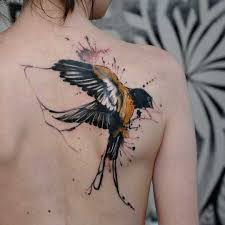 самые модные тату для девушек в 2018 100 идей эскизов и новинок