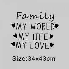 My Family Quotes Mesmerizing My Life My Family Quotes