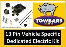 towbar 13 pin wiring kit bmw x1 2009 2014 e84 vehicle specific image is loading towbar 13 pin wiring kit bmw x1 2009