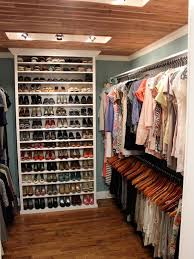 mix shoe wall shelf and simple hangers and you re good