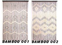 Small Picture My Island Home Bamboo Door Curtain Natural Bamboo Door Curtains