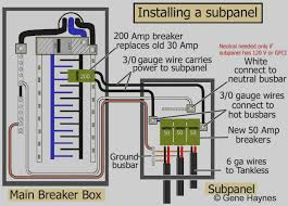 100 amp sub panel wiring diagram inspiration for square d breaker 100 Amp Service to Detached Garage gallery square d 100 amp panel wiring diagram pictures of for sub how to install a