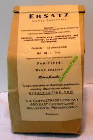 Chicory Coffee Fridays Find Ersatz Coffee Gluten Free Cat