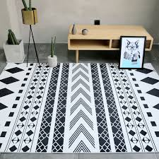 modern carpet patterns. Carpet Sofa Tea Table Mat Rectangle Room Bedroom Modern Geometric Patterns Rug