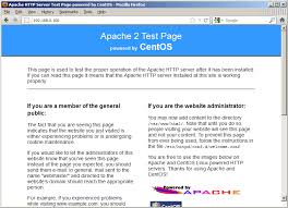 Installing Apache2 With PHP5 And MySQL Support On CentOS 6.2 (LAMP)