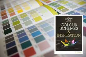Crown Trade Colour Collection Colour Chart Colour Shines Through In New Crown Trade Guide