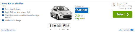Calculate Your Car Rental Expenses