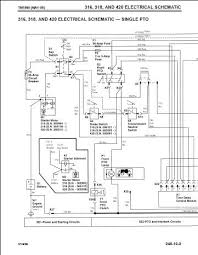 john deere l110 automatic wiring diagram schematics and wiring installation repair and replacement of john deere tractor 100