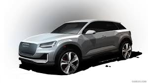 Q2 Design 2017 Audi Q2 Design Sketch Hd Wallpaper 77