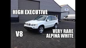 BMW 5 Series 2002 bmw x5 4.4 i for sale : 2002 BMW X5 E53 RARE Alpina White V8 Review Test For Sale ...