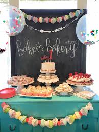 Karas Party Ideas Little Baker Bakery Birthday Party Karas Party