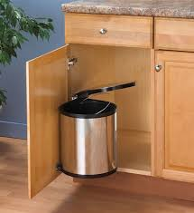 Cabinet Trash Cans, Pull Out Garbage Cans | Organize-it