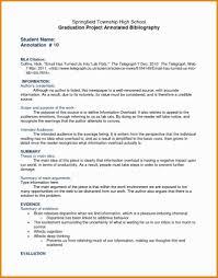 10 Sample Apa Annotated Bibliography Proposal Sample