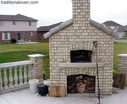 outdoor cooking oven picture of wood fired oven in backyard garden outdoor cooking project outdoor kitchen