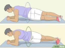 3 ways to get rid of side fat wikihow