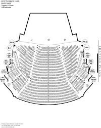 Massey Hall Concert Seating Chart Roy Thomson Hall Maplets