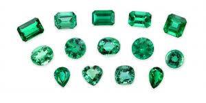 Emerald Saturation Color Chart Emeralds Com Emeralds Com