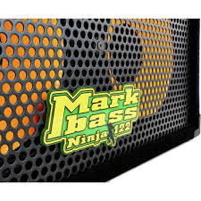 2x12 Bass Cabinet Markbass New York 122 Ninja 2x12 Bass Cabinet At Gear4musiccom