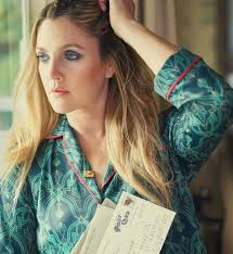 drew barrymore launches a lifestyle brand on amazon pajama top makeup drew barrymore makeup pany