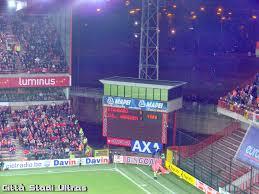 Città Stadi Ultras: Standard Liège - SV Zulte-Waregem