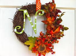 Fall Wreath Fall Grapevine Wreath Fall Wreath Wreaths