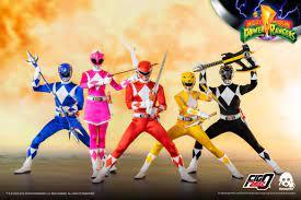 Mighty Morphin Power Rangers – threezero store