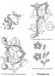 Free Hand Embroidery Patterns Classy A Collection Of Free Hand Embroidery Patterns Pintangle