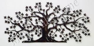 iron wall art metal tree wall art